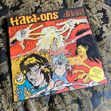 LP Hard-Ons ‎– DICKCHEESE Red vinyl Punk Ramones Nofx
