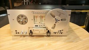 Pioneer RT-707 Auto Reverse Direct Drive Reel To Reel Recorder Tape Deck Silver