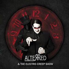 ALTERRED The Electro Creepshow CD 2014