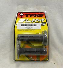 Tag Metals G087-08-02 Slim MX Grips Soft Compound Dark Grey GYT-0SS56-30-35 *New