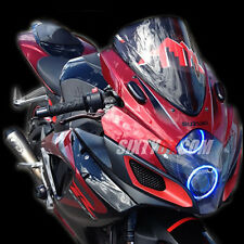 Suzuki GSXR600 / GSXR750 2011-2016 CCFL Demon Halo Angel Eyes lights rings