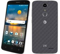 *NEW* ZTE BLADE SPARK Z971 16GB AT&T UNLOCKED ANDROID SMARTPHONE DARK GREY