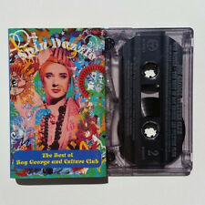 Musicassetta Spin Dazzle The Best of Boy Geeorge and Culture Club Cassette Tape