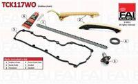 FAI Timing Chain Kit TCK117WO  - BRAND NEW - GENUINE - 5 YEAR WARRANTY