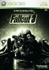 Fallout 3 XBox 360 NEW And Sealed FULL Original UK Release Fallout III
