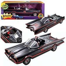 Mattel Batman Vehicle Action Figures