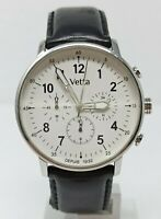 Orologio Vetta vernier ref vw0003 chrono watch 42 mm clock elegant montre reloj