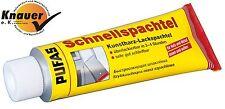 Pufas Schnellspachtel 200 g Tube Kunstharz - Lackspachtel