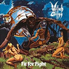 Witch Cross: Fit For Fight CD 2012 Witchcross Reissue Hells Headbangers 092 NEW