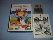 WORLD GOLF MSX2 (MSX 2)