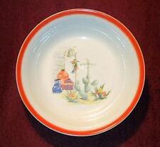 Royal China MEXACALI RED Soup Bowl - Brotherhood of Operative Potters Mexicali