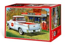 1955 Chevy Cameo Coca-Cola Pickup Truck 1:25 Scale AMT Highly Detailed Plastic K