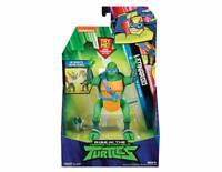 Leonardo Backflip Attack 5.5 inch figure  RISE OF Teenage Mutant Ninja Turtles