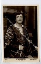 (Ga7729-100) Real Photo of Matheson Lang, Theatre Actor 1908 Used G-VG