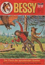 BESSY - N° 366 - Der Fluch der sprudelnden Quellen