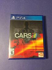 Project Cars (PS4) NEW