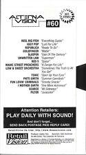 ALTERNAVISION 60 VHS Promo Reel 1996 Iggy Pop Patti Smith Filter Manics Sleeper+