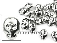 Skull Stylish Studs Rock Rivet Spike for Clothing Shoes Leather Craft HOT x 30