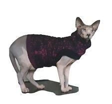adult M/L ELEGANT clothes for a Sphynx, cat clothes, Sphynx clothes, Hotsphynx