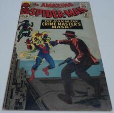 AMAZING SPIDER-MAN #26 (Marvel Comics 1965) 4th appearance GREEN GOBLIN (VG)
