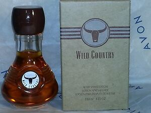 Avon WILD COUNTRY After Shave Lotion 4 fl.oz.