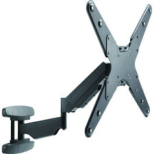 """Crest FULL MOTION TV WALL MOUNT WITH SUPERIOR CONTROL Medium, Fits 23"""" To 55"""""""