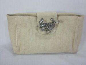 The Van Tan Khaki Handbag Purse