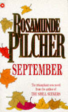 September by Rosamunde Pilcher (Paperback, 1991)