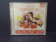 LA COLLECTION EN OR ANNEES 80 VOLUME 2 COMPIL 2xCD ALBUM 296.5381.023