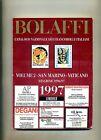 BOLAFFI #CATALOGO NAZ. DEI FRANCOBOLLI ITALIANI 1997#VOL.2# Bolaffi Editore 1996