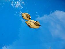 2 Entenküken Teichdeko Jungenten lebensecht   !!!! Sonderpreis !!!
