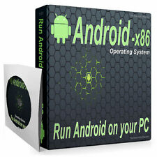 ANDROID MOBILE Operating System For your Desktop Laptop PC Full install DVD