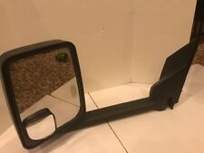 Velvac 03-17 Chevy Express LH Manual 20 Inch Arm Dual Glass Extended Body Mirror