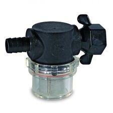 "Shurflo Fresh Water Swivel Nut Strainer 1/2"" 1/2"" 255-315"