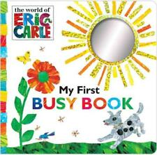MY FIRST BUSY BOOK - CARLE, ERIC - NEW BOARD