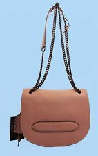 COACH 37000 SHADOW Adobe Pink Leather Cross-Body Bag Msrp $395 * NEW WITH TAG **