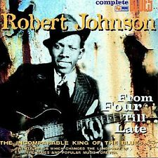 From Four Till Late by Robert Johnson (CD, Mar-2004, Digipak, Snapper) gf10