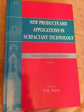 Surfactant Technology, organic chemistry, chemicals, environmental science 1998