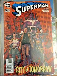 DC Comics Superman #657 December 2006