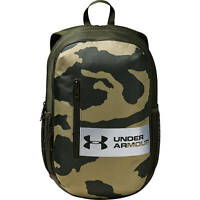 NEW! Under Armour UA Unisex Roland Laptop OSFA Backpack,Green/Green/Silver