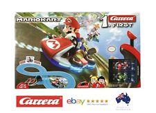 Carrera First Slot Car Set - RC Remote Controlled - MarioKart Mario & Yoshi
