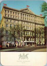 Hotel Imperieal - Wien - ( Vienna) exterior Austria