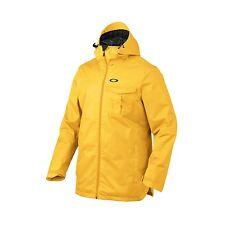 OAKLEY REGION Insulated Jacket  Bright Orange Men's Large L - Reg $360 Free Ship