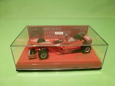 MINICHAMPS FERRARI F300 1998 - F1  RED - M.SCHUMACHER - EXCELLENT IN BOX