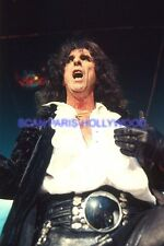 ALICE COOPER 90s  DIAPOSITIVE DE PRESSE ORIGINAL VINTAGE SLIDE 35MM  #5