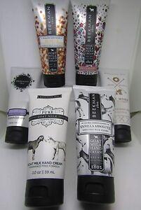BEEKMAN 1802 Goat Milk Hand Cream 2.0 oz./59 mL - Various Scents..Pick Yours