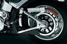 Kuryakyn 7815 Swingarm Cover Set Harley Softail 2008-2016