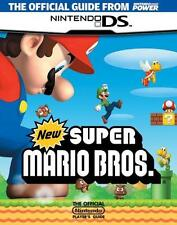 New Super Mario Bros. Official Player's Guide.