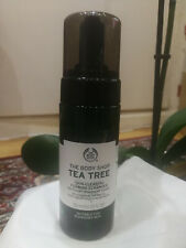 FACE WASH- The Body Shop Tea Tree Skin Clearing Foaming Cleanser 150ml