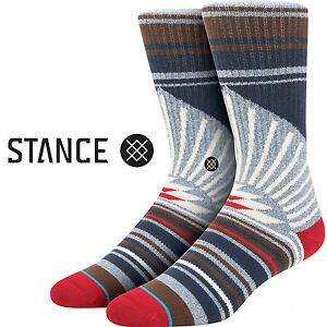 STANCE MEN'S ATHLETIC SOCKS SIZE S/M (6-8.5)